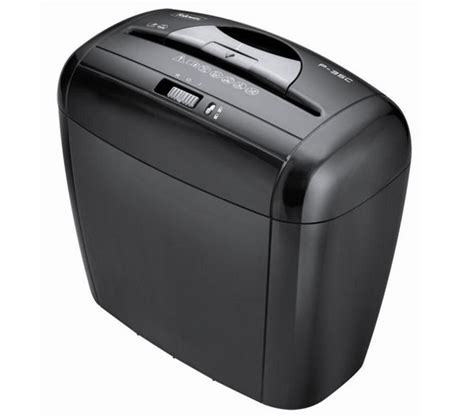 paper shredders buy fellowes powershred p 35c cross cut paper shredder