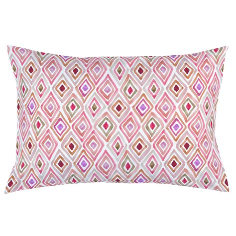 pink painted pillow carousel designs