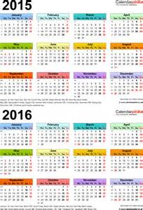 Calendar For Year 2015 United States Bank Holidays 2016 United States Calendar Template 2016