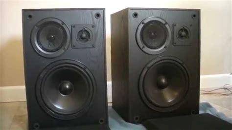 klh 900b bookshelf speakers
