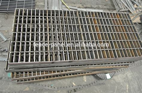 Metal Door Mat Wholesale Dipped Galvanized Steel Grating Door Mat