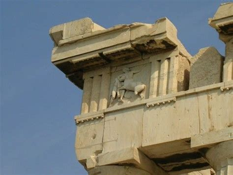 Parthenon Cornice 1000 Images About Images Ancient Architecture On