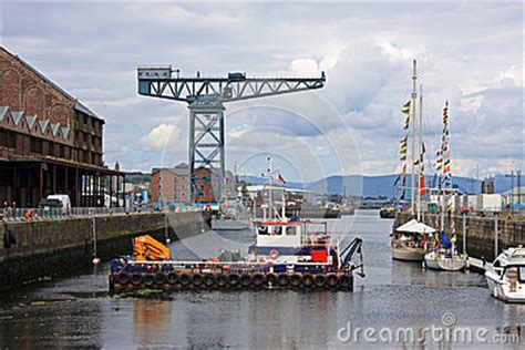 boat mooring greenock greenock dock royalty free stock photo image 27206335