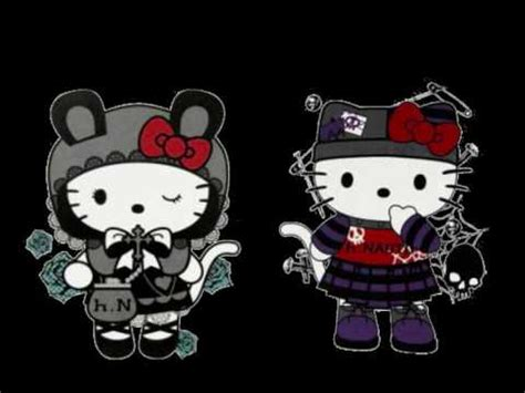 wallpaper hello kitty punk punk hello kitty youtube