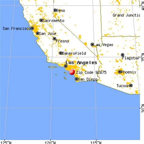 california map san juan capistrano 92675 zip code san juan capistrano california profile
