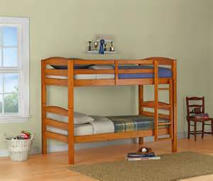 Platform Loft Bed - wooden bunk bed designs quick woodworking projects