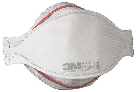 Masker N95 3m respirator n95 mask 1870 20pc pbox respiratory