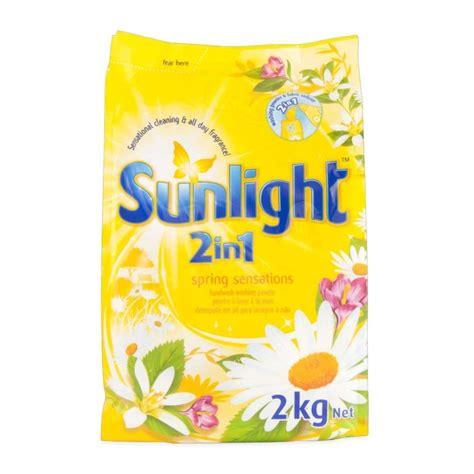 Gs Set Zanetta 2in1 Hitam Sunlight 2in1 Washing Powder 2kg Woolworths Co Za