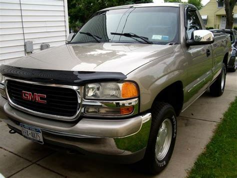 how to fix cars 2000 gmc sierra 1500 electronic toll collection buy used 2000 gmc sierra 1500 sle standard cab pickup 2 door 5 3l in niagara falls new york