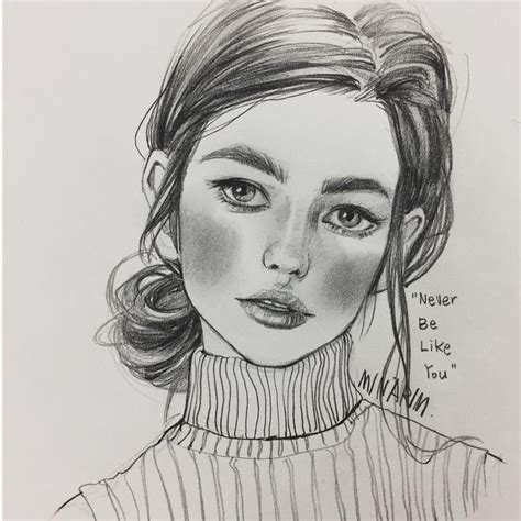 Sketches Instagram by 3 826 Likes 51 Comments Minarim On Instagram Daily