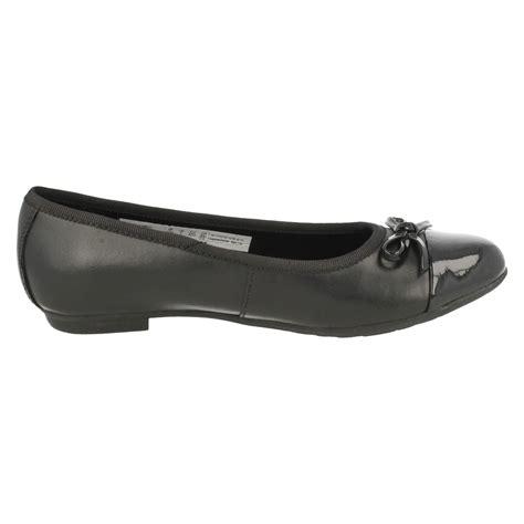 slip on school shoes clarks slip on school shoes abitha lou ebay