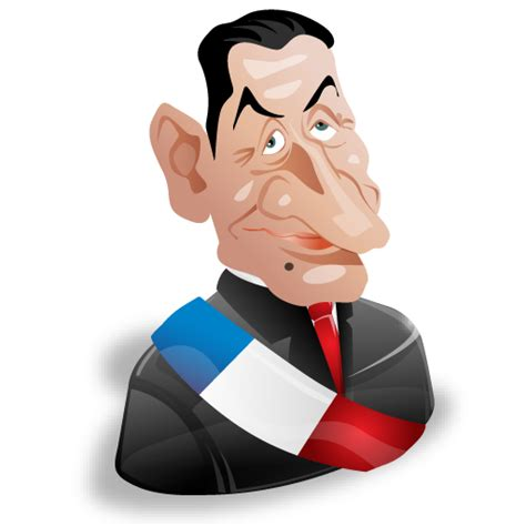 Find Peoples Profiles Nicolas Sarkozy Icons Free Icons In Political Characters Ii Icon Search Engine