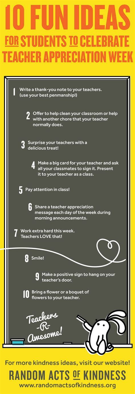 theme for education day 10 ways for students to celebrate teacher appreciation day