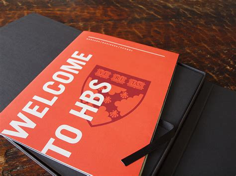 Mba Harvard Business School Admission by Harvard Business School Admissions Acceptance Package