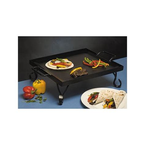 Kitchen Items 500 American Metalcraft Gs16 Half Size Griddle With Stand