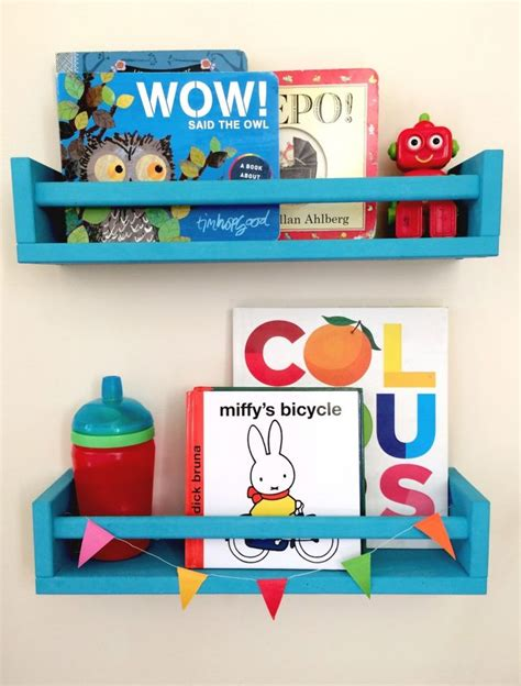 diy estanter 237 a para cuentos y libros con el especiero de - Especiero Ikea Cuentos