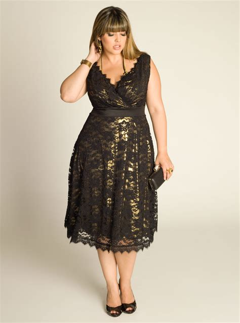 plus size vintage dresses dressed up