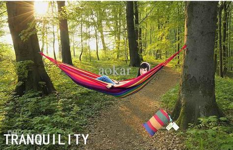 Canvas Hammocks Sale Sale Canvas Hammock For Cing Hang Sleeping Bed For