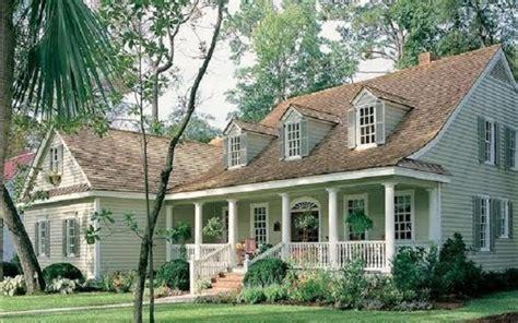 Creole Cottage Floor Plan by Maisons Aux Usa Styles Les Plus Populaires