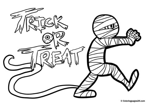 halloween coloring pages mummy image gallery halloween mummies