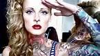 Jennifer Rostock Nude Leaked Photos