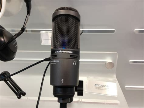 Audio Technica At2020 Usb audio technica at2020 usb plus microfono condensador