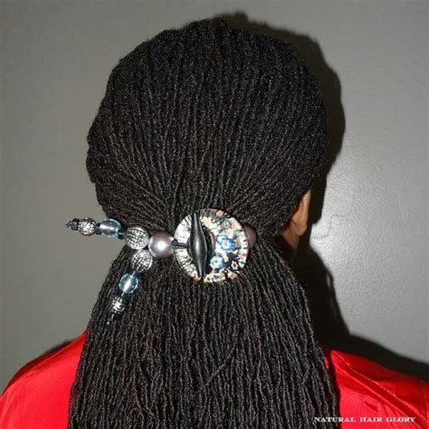 loc ponytail holders dreadlocks hair tie ponytail holder for natural hair or
