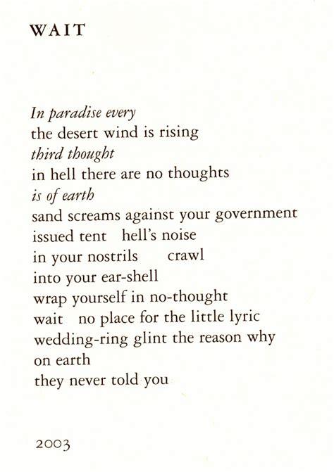 An American Poem American Poems