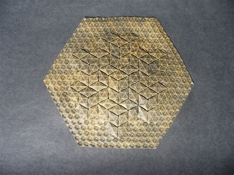 3d origami tessellation tutorial 25 incredible origami tessellations that could go on forever