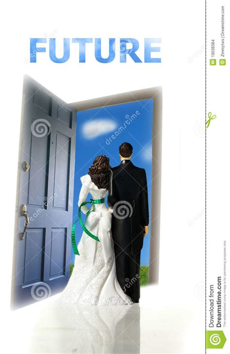 doors into the future into the future stock images image 19538384