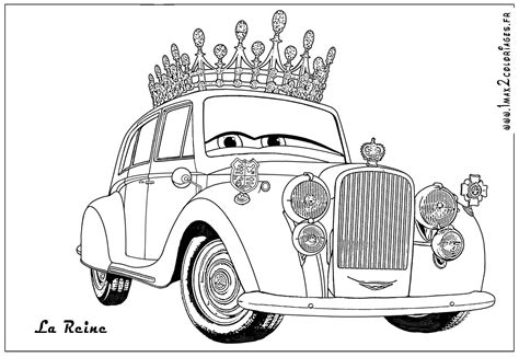 Coloriage Imprimer Cars 2 Francesco L L L L