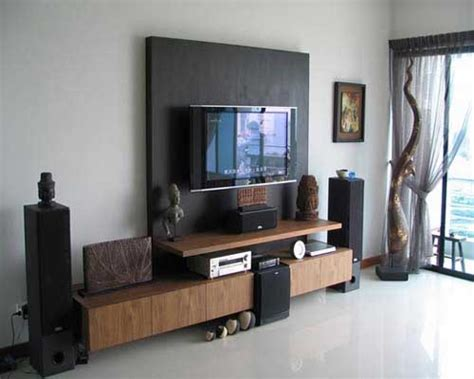 Kabinet Tv Gantung In Space Decor Kitchan Cainet Designer