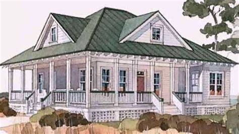 Wrap Around Porch House Plans One Story by One Story House Plans With Porch 28 Images Open One