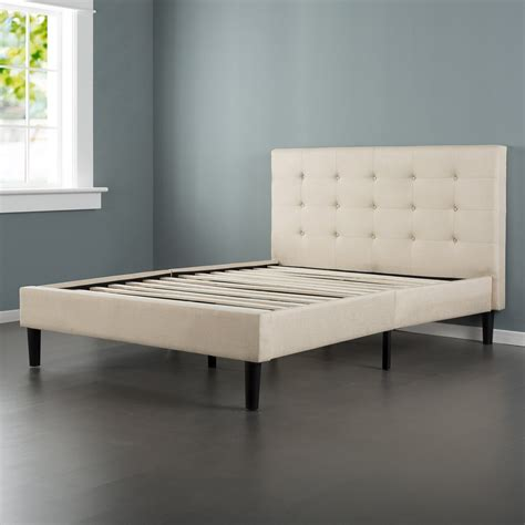 Platform Bed With Mattress Box Springs Vs Platform Beds Us Mattress And For Bed With Interalle