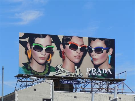 Battle Of The Prada Banks Vs by Daily Billboard Battle Of The Billboards Prada Vs Gucci