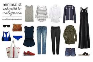 Minimalist Closet List by 12 That Makes Travel Travelswithkimmie