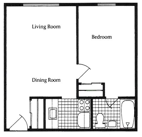 simple 450 square foot apartment floor plan home design 450 sq ft floor plan 450 square foot apartment floor plan