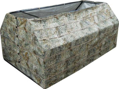 a frame blind waterfowl outfitter decoy upright blinds