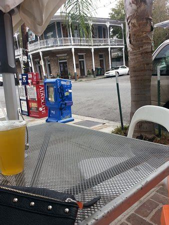 the orange couch new orleans la the orange couch cafe 2339 royal st in new orleans la