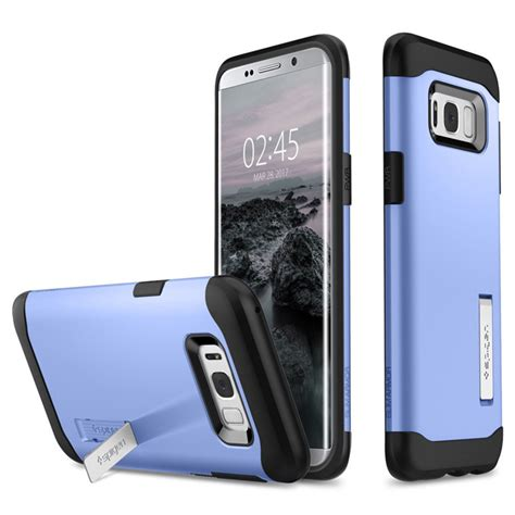 Samsung Galaxy A8 Spigen Tough Armor Grade A spigen slim armor samsung galaxy s8 tough blue
