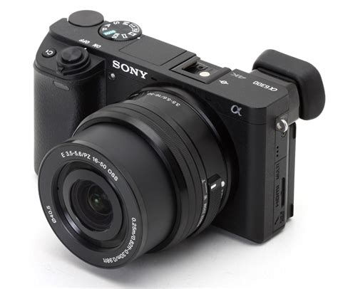 sony mirrorless sony alpha a6300 mirrorless digital w 16 50mm lens