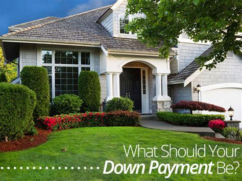 mortgage payment on a million dollar house your down payment makes a difference