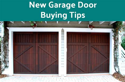 Buy New Garage Door What To Consider When Buying A New Garage Door Neighborhood Garage Door Repair Service