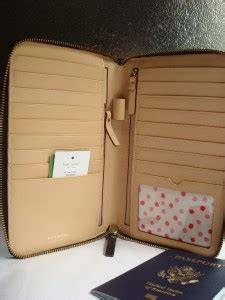 Dompet Kate Spade Original Katespade Wallet Gold Box nwt kate spade wellesley large leather travel wallet black ebay