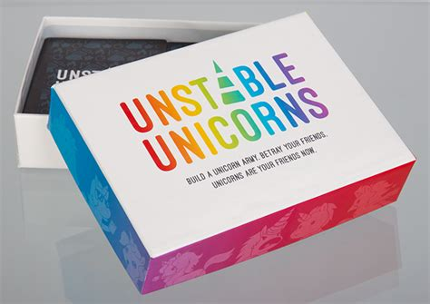 Teeturtle Gift Card Code - unstable unicorns by ramy badie kickstarter
