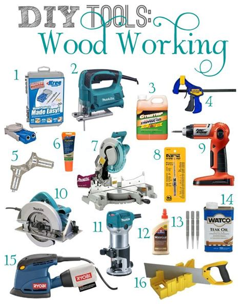 woodworking tool list 25 best ideas about woodworking tools list on