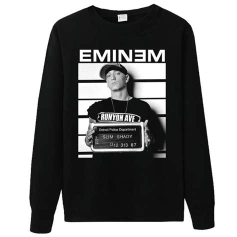 Sweater Shady Made Me Eminem Anime eminem slim shady thick shirt hoodie