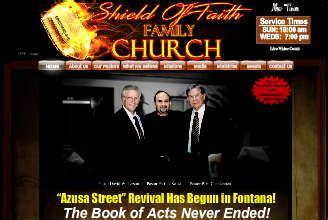 shield of faith church