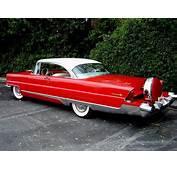 1956 LINCOLN PREMIERE 2 DOOR HARDTOP  108235