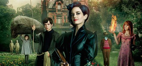 miss peregrine s home for peculiar children remakingjune